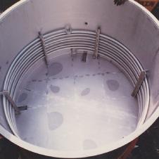 コイル式加熱器